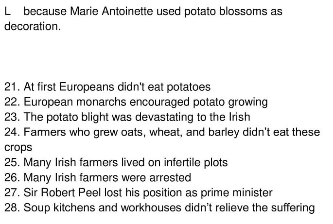 Irish Potato Famine - 0006