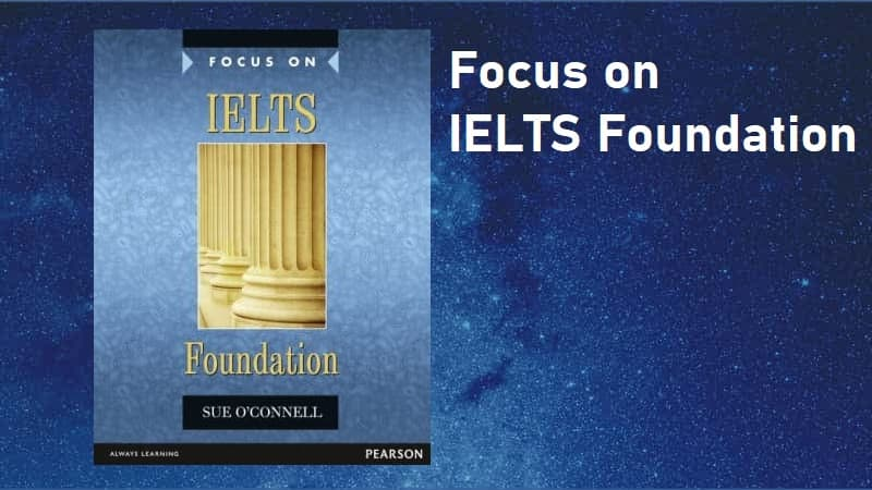 Focus on Skills for IELTS Foundation Book and CD Pack