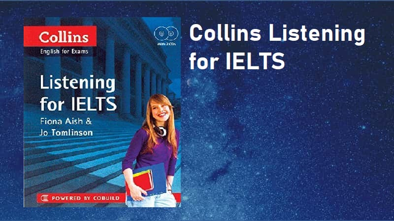 Collins Listening for IELTS (Ebook & Audio) Answer Key