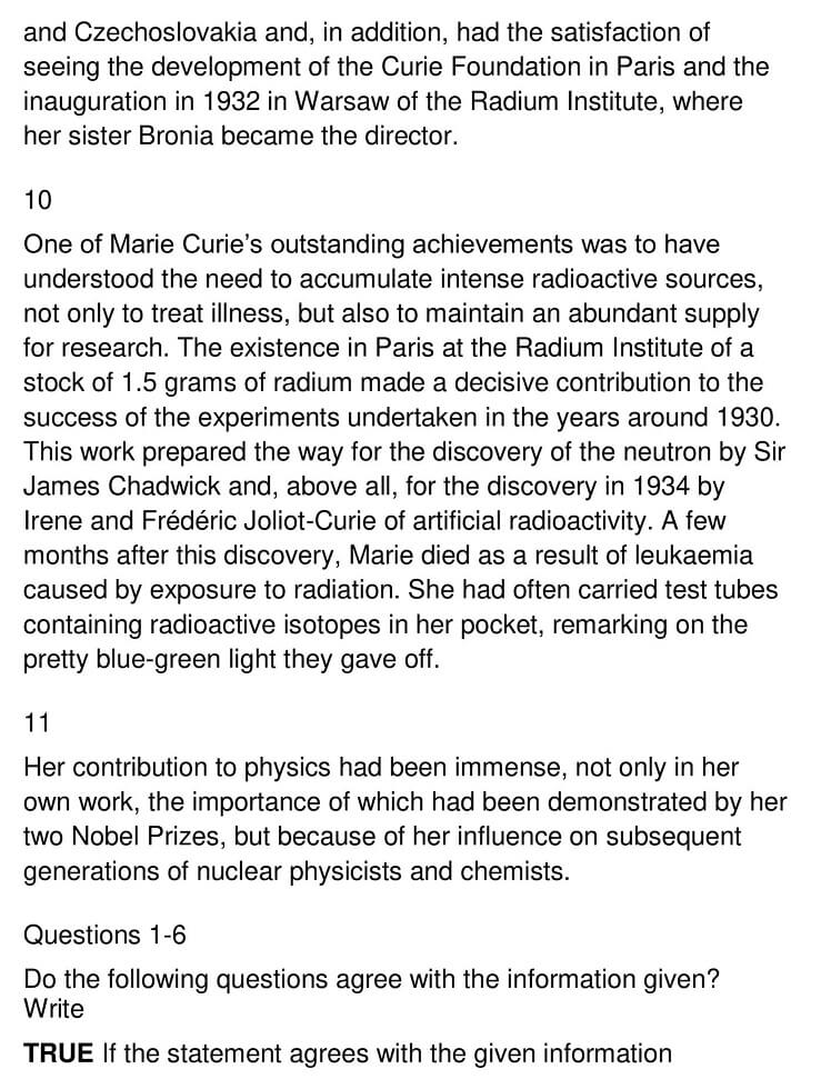 The Life and Work of Marie Curie 4