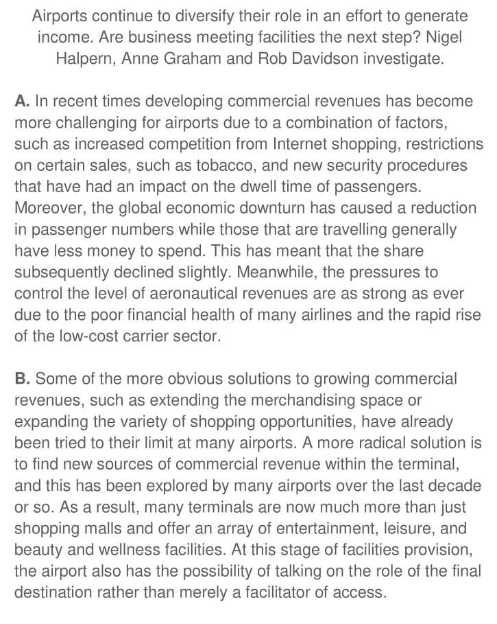The changing role of airports - 0001