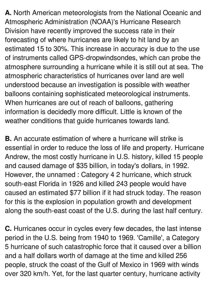 Tracking Hurricanes - 0001