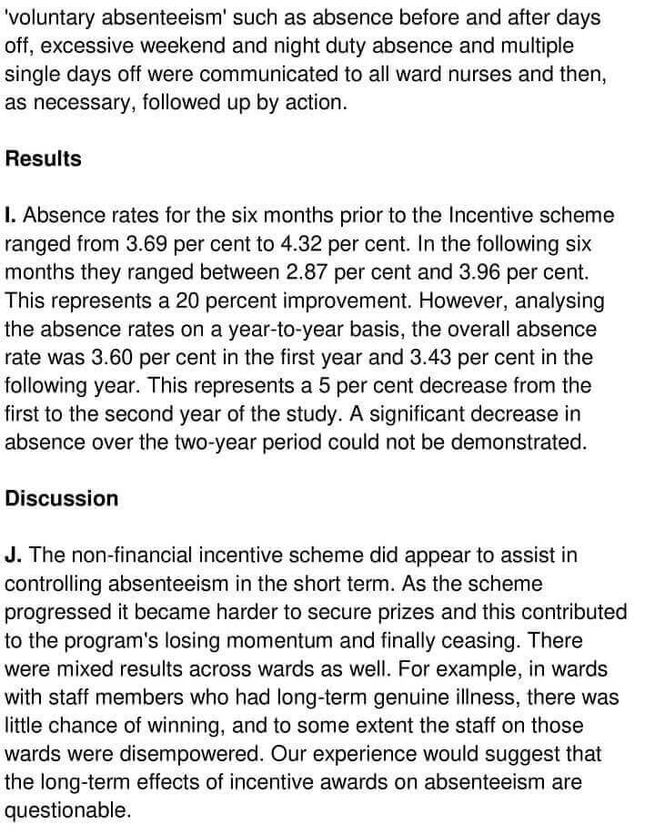 ABSENTEEISM IN NURSING_ A LONGITUDINAL STUDY - 0003