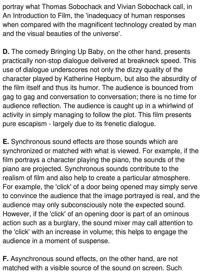 An Introduction to Film Sound - 0002