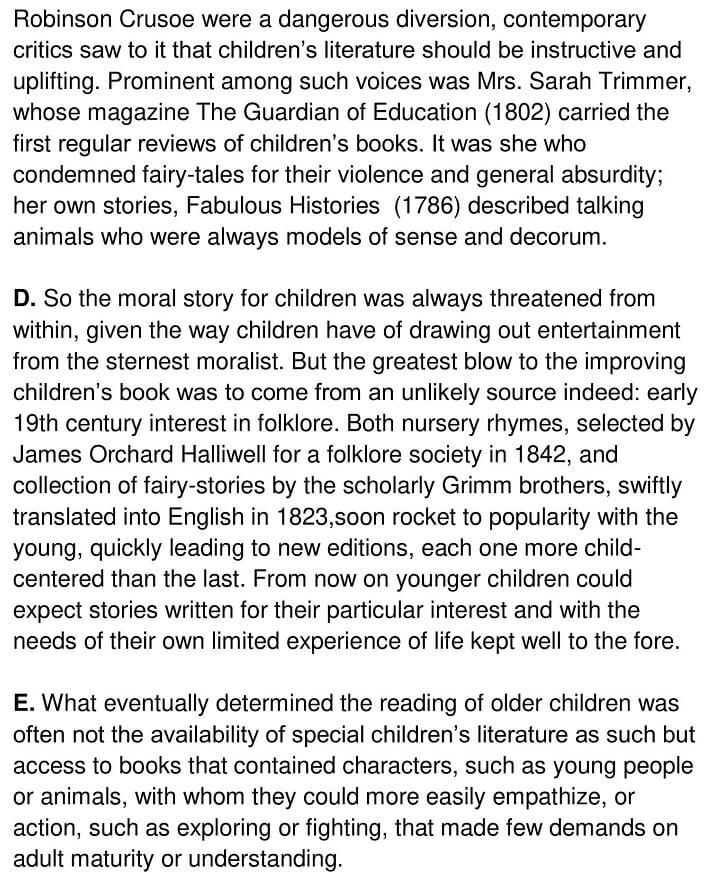 Children's Literature - 0002