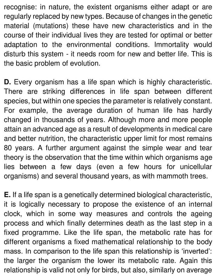 HOW DOES THE BIOLOGICAL CLOCK TICK - 0002
