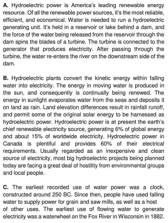 Hydroelectric Power - 0001