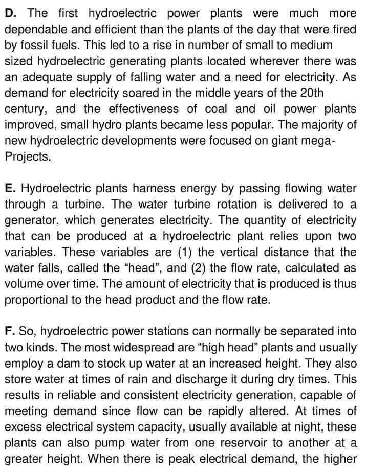 Hydroelectric Power - 0002
