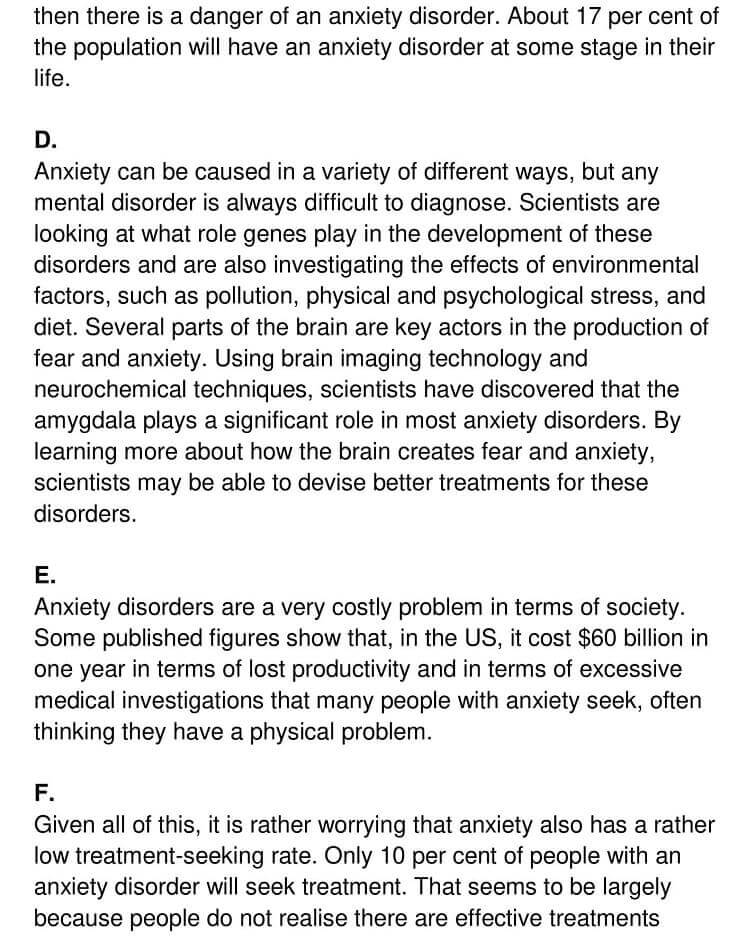 'Anxiety' Answers_0002