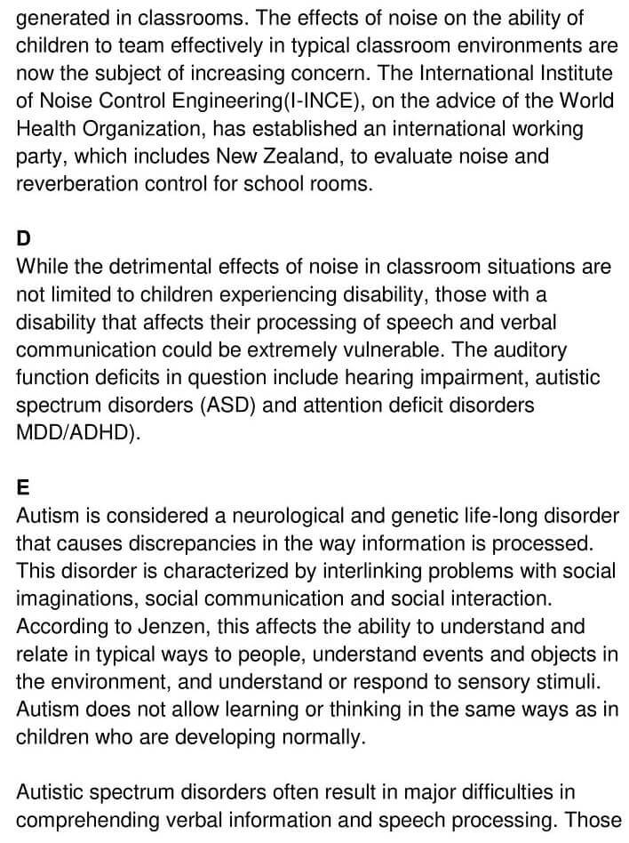 'Hearing Impairment' Answers_0002