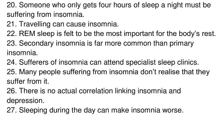 'Insomnia - The Enemy of Sleep' Answers_0006