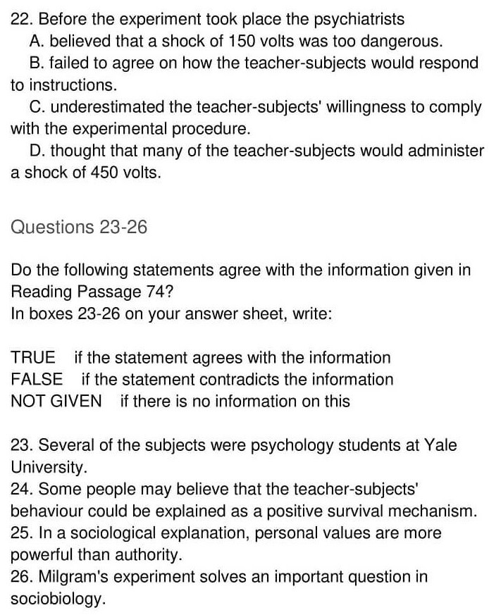 'Nature or Nurture' Answers_0006