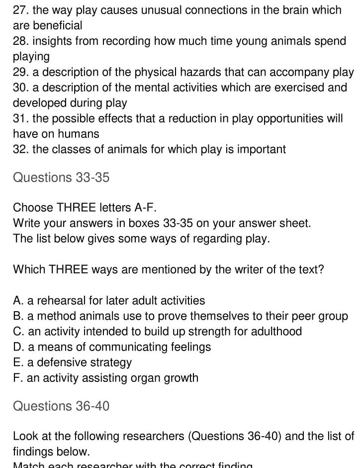 'Play Is a Serious Business' Answers_0005