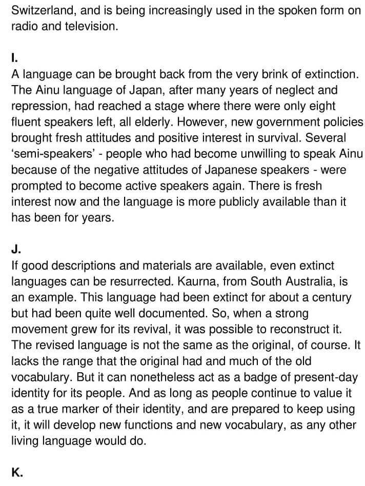 'Saving Language' Answers_0004