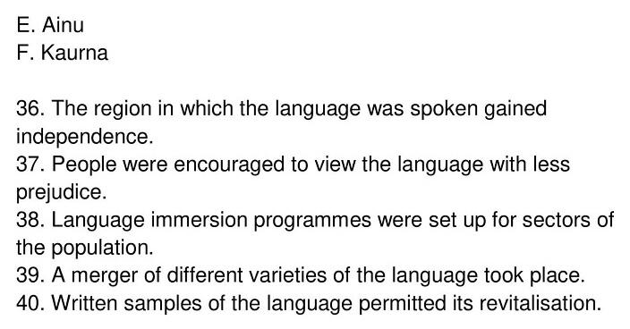 'Saving Language' Answers_0007