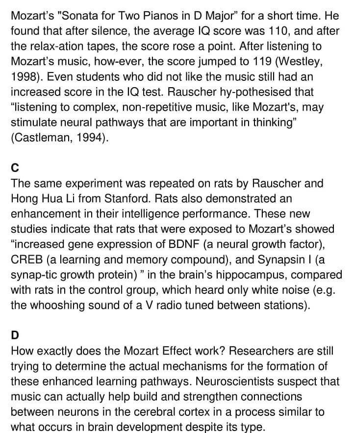 'The Mozart Effect' Answers_0002