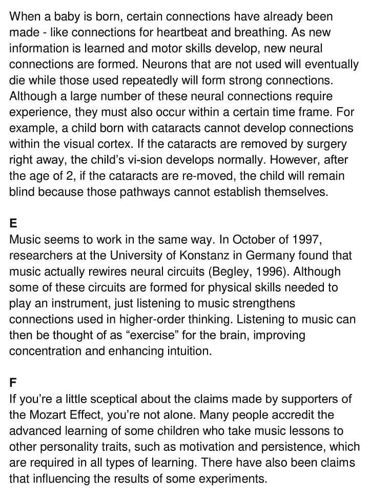 'The Mozart Effect' Answers_0003