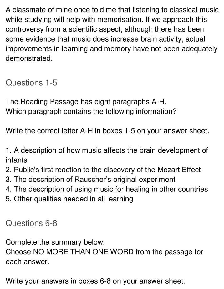 'The Mozart Effect' Answers_0005