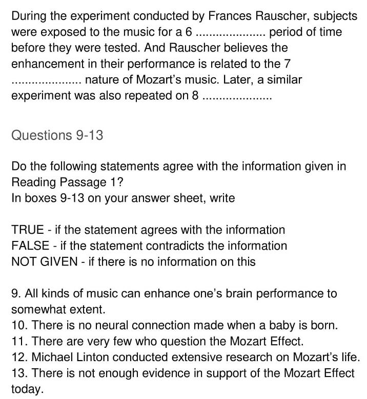'The Mozart Effect' Answers_0006