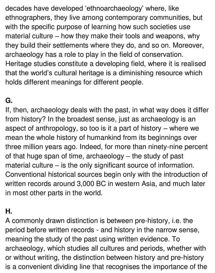 'The Nature and Aims of Archaeology' Answers_0003