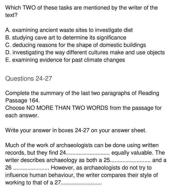 'The Nature and Aims of Archaeology' Answers_0006