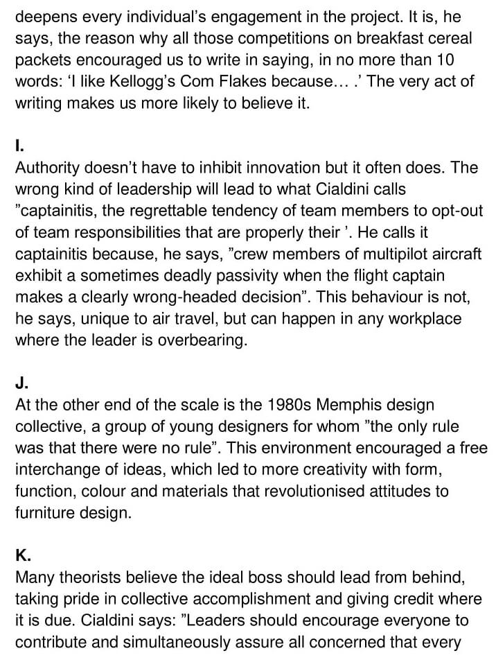 'The Psychology of Innovation' Answers_0004