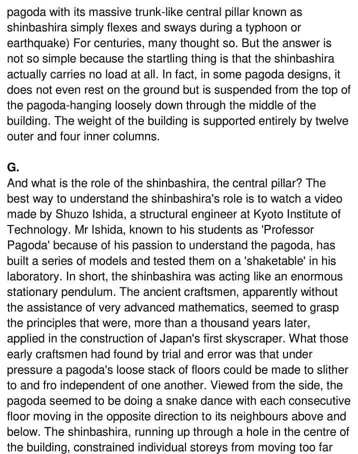 'Why Pagodas don't Fall Down' Answers_0003