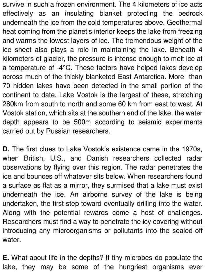 Lake Vostok - 0002