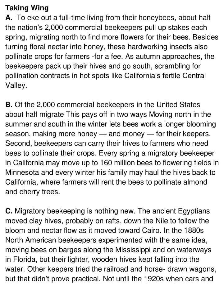 Migratory Beekeeping - 0001