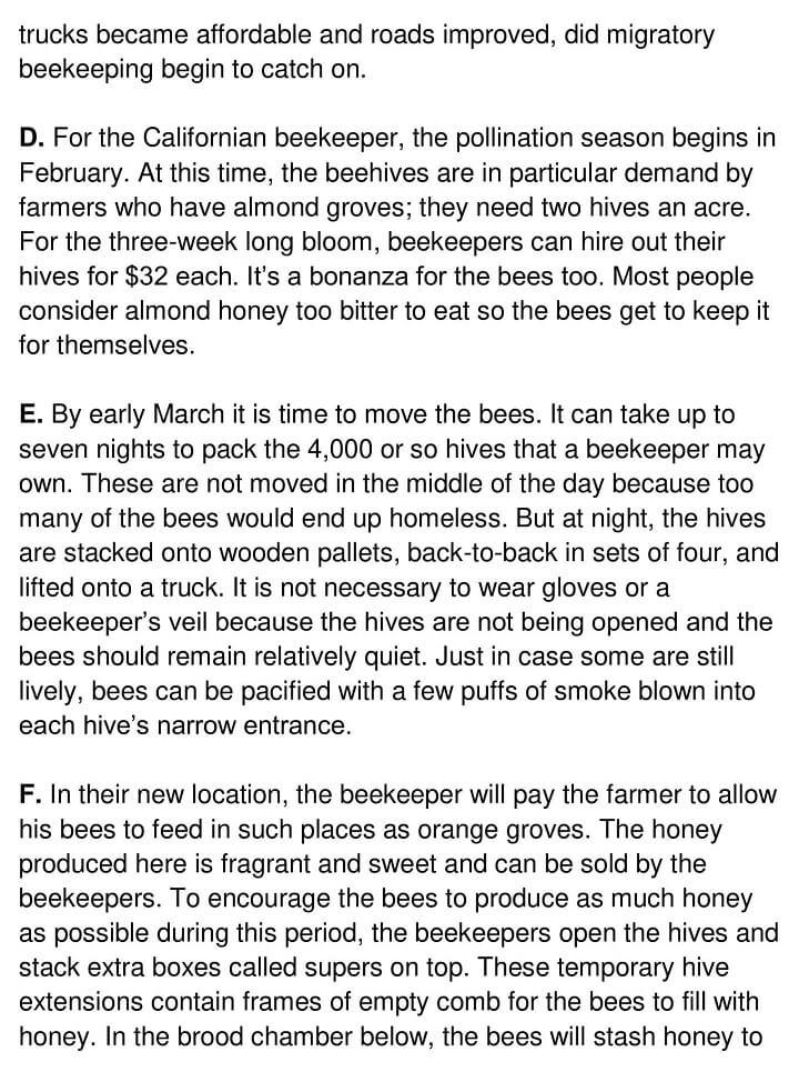 Migratory Beekeeping - 0002