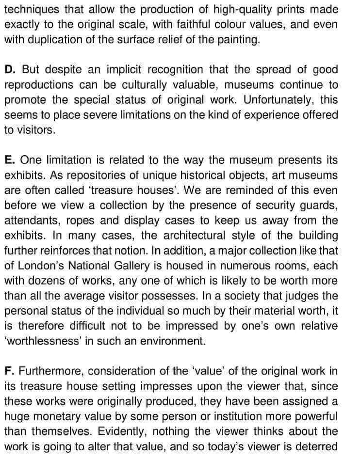 Museums of fine art and their public - 0002