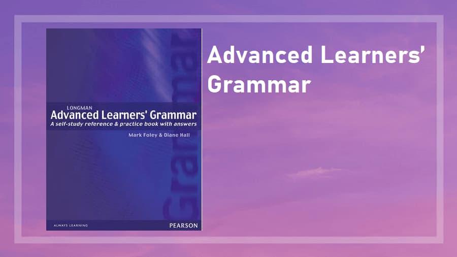 Longman Advanced Learners' Grammar Ebook
