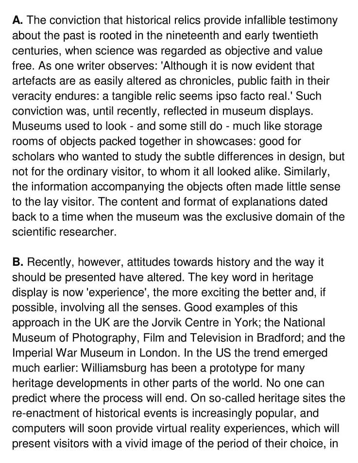 The Development of Museums - 0001