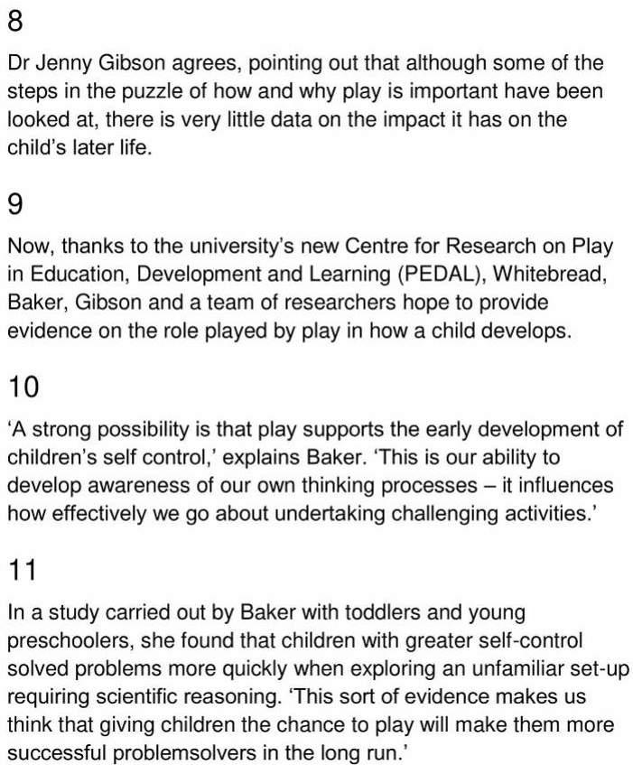 childrens play - 3