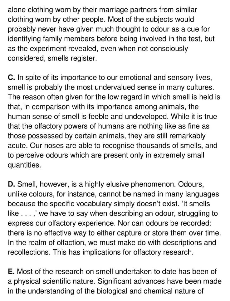 The meaning and power of smell - 0002