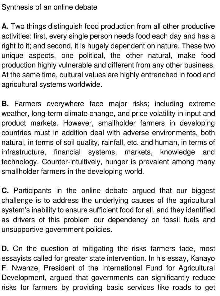 The risks agriculture faces in developing countries - 0001