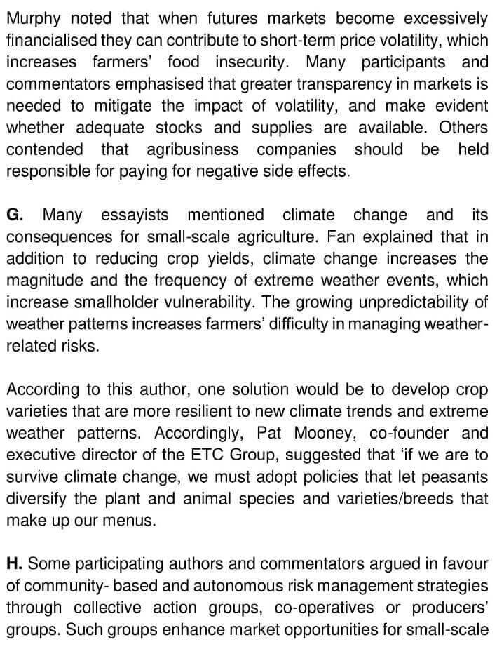 The risks agriculture faces in developing countries - 0003