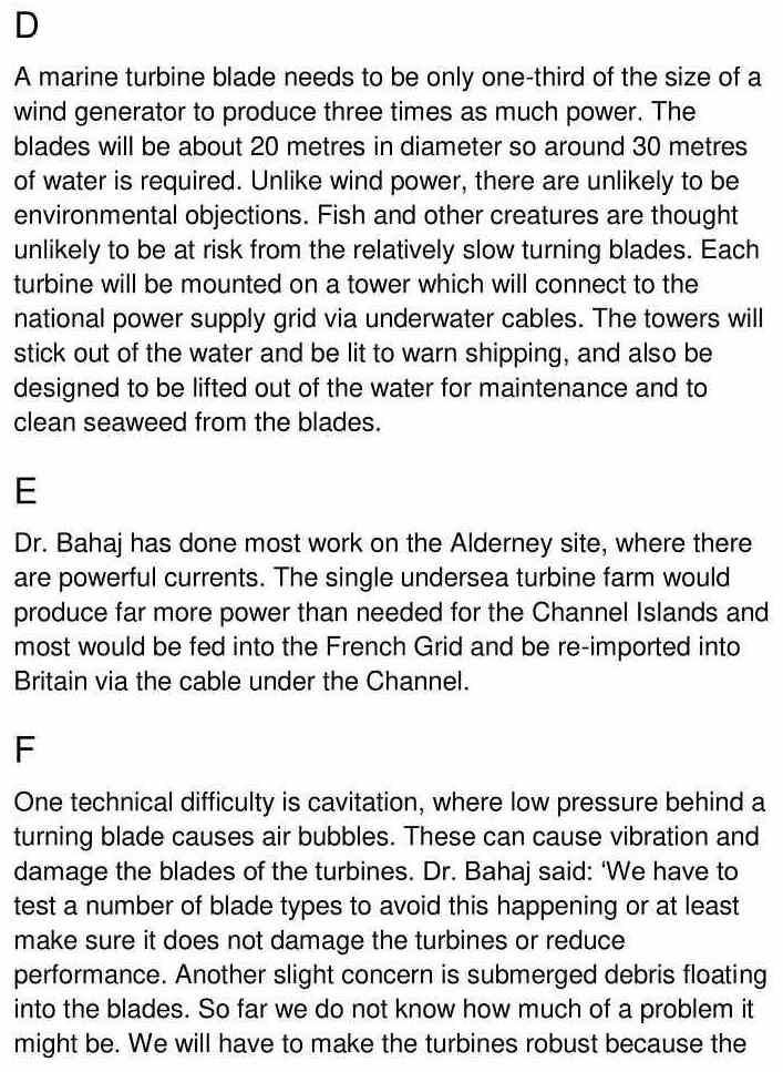 tidal power - 3