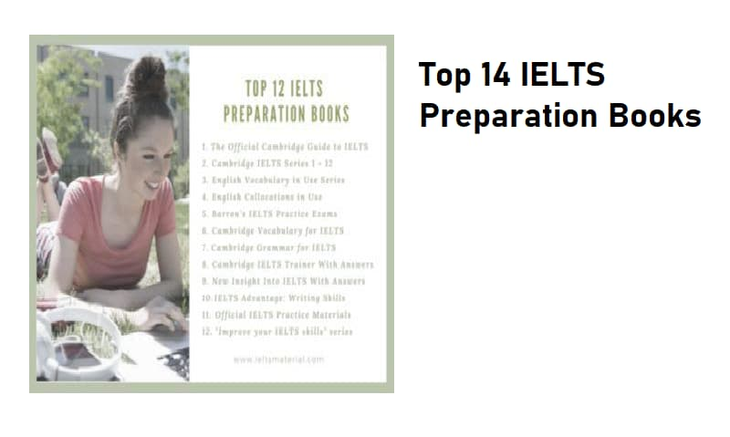 Top 14 IELTS Preparation Books for Self Study - 2020