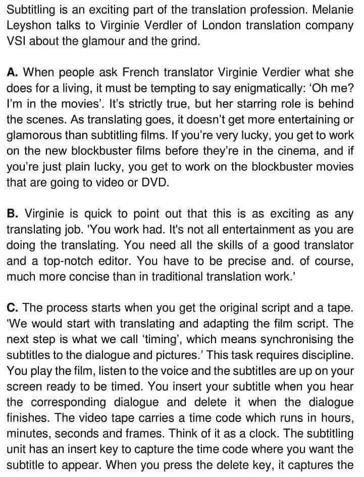 Working In The Movies - 0001