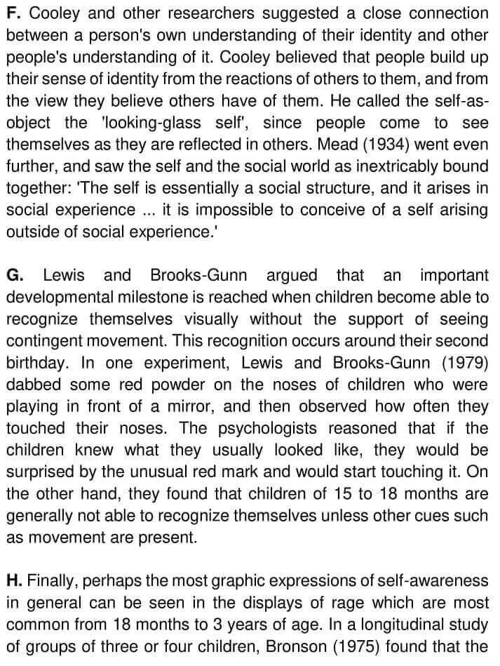 Young Children's Sense Of Identity - 0003