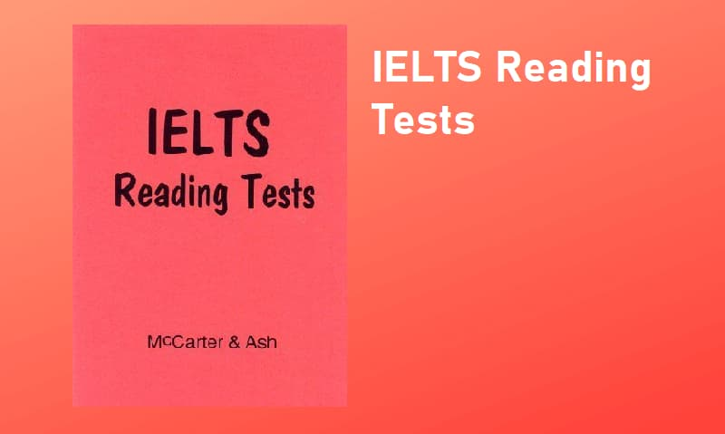 IELTS Reading Tests by Sam McCarter & Judith Ash (PDF Ebook)