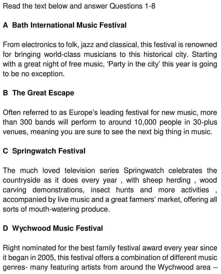 Big Rock Climbing Centre & Festivals In The UK - 0001