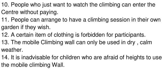 Big Rock Climbing Centre & Festivals In The UK - 0006