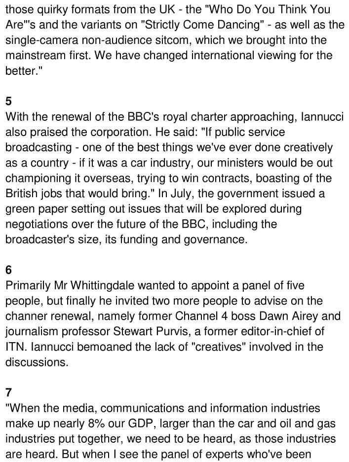 britain tv industry 2