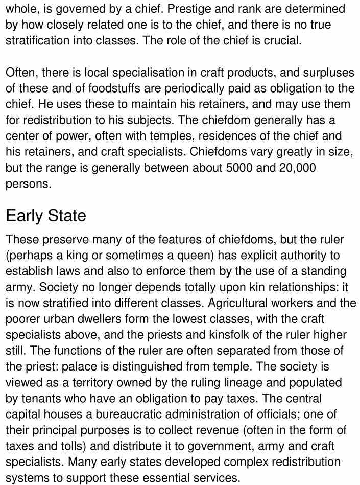 classifying societies 3