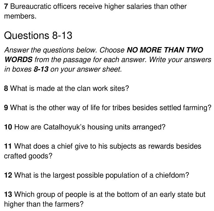 classifying societies 5