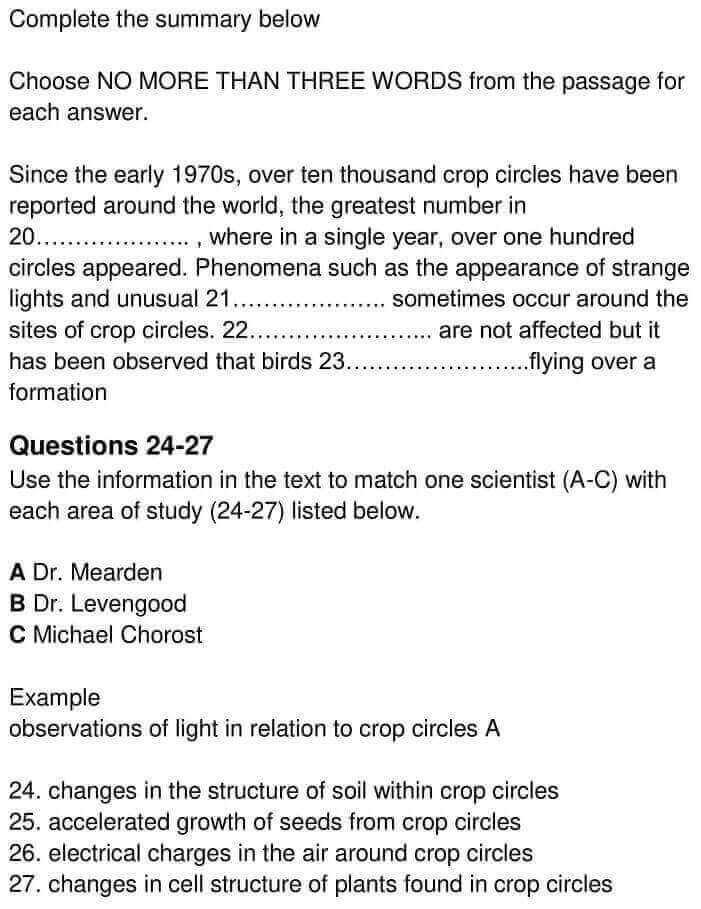 Crop Circles - 0005