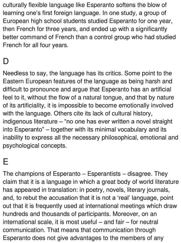 esperanto 3