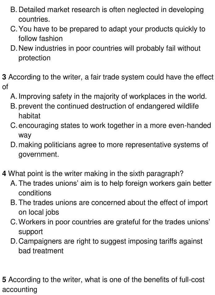 fair trade 6